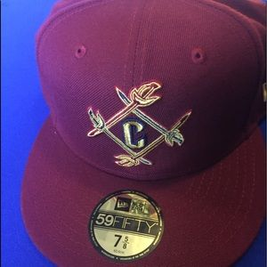 NEW Cleveland Cavaliers New Era Hat Size: 7 5/8